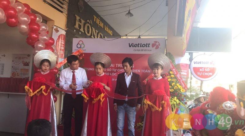 Vietlott chính thức có mặt tại Đà Lạt