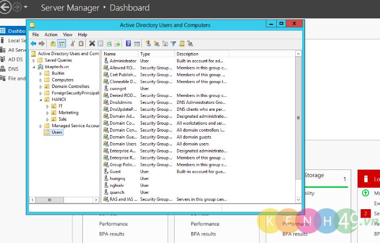 Cài đặt và cấu hình Additional Domain Controller