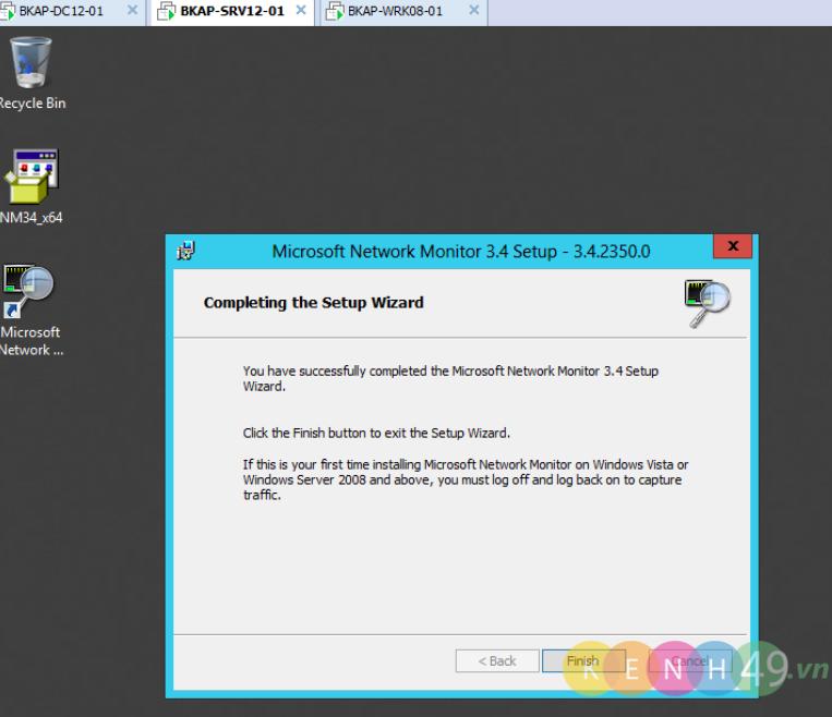 Cài đặt Tool Network Monitor 3.4 & Giám sát lưu lượng mạn