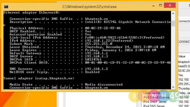 Cài đặt và cấu hình quản lý DHCP Server