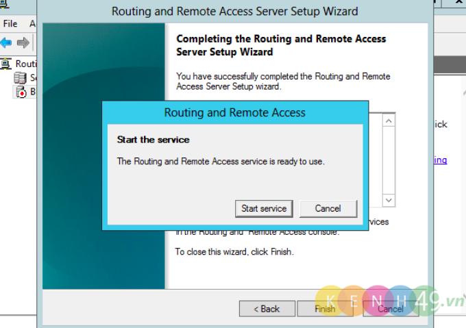 Cài đặt và cấu hình DHCP Relay Agent