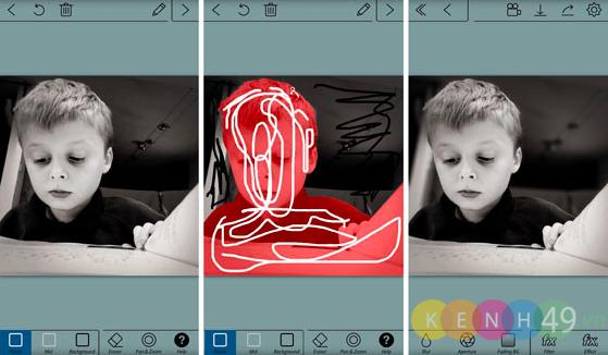 AfterFocus ứng dụng chỉnh sửa ảnh tốt nhất cho IPhone