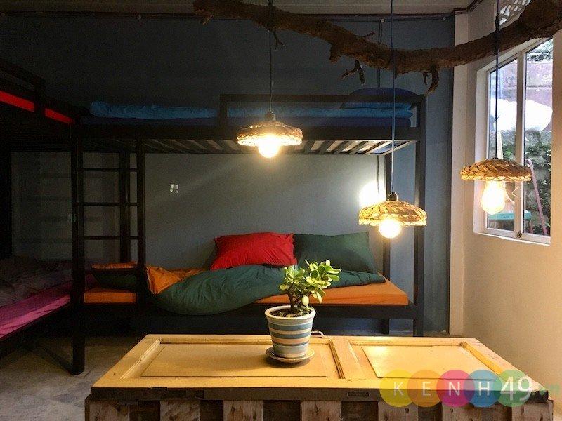 Hostel, homestay đẹp tại Đà Lạt - Hallo Hostel