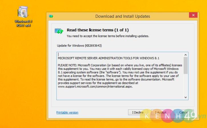 Remote Server Administrator Tools