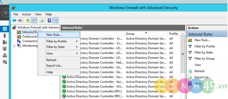 Cấu hình ISATAP Router trên Windows Server 2012