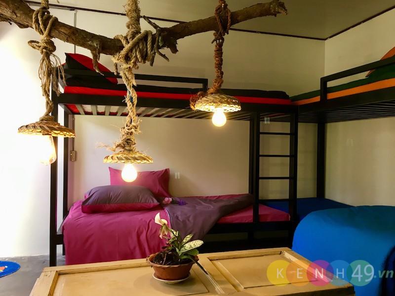 Hallo Hostel Đà Lạt, một trong những hostel đẹp nhất Đà Lạt