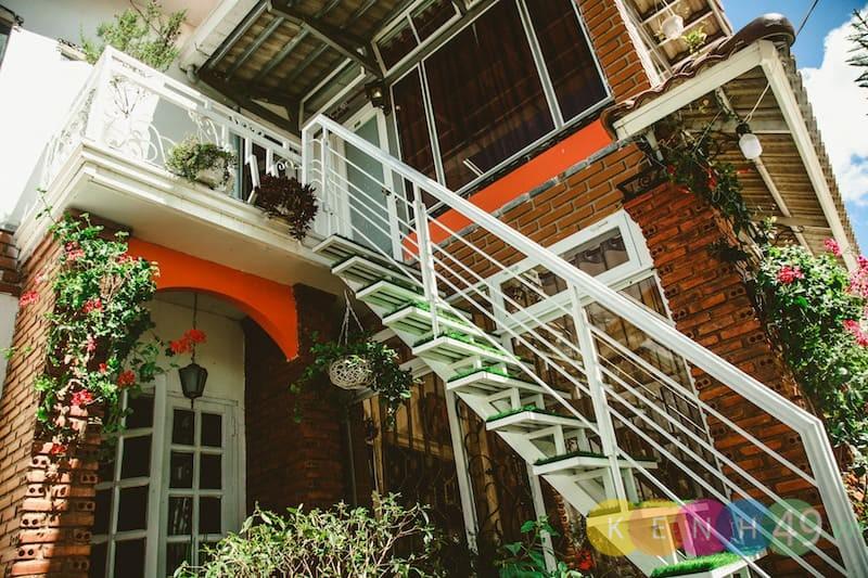 Sweet Home Dalat, một trong những homestay đẹp