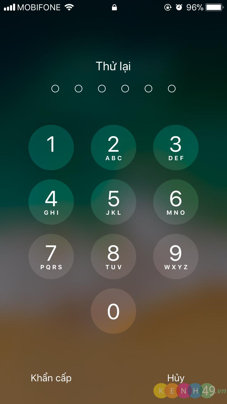 Khắc phục lỗi nóng máy và tự khoá màn hình trên IPhone, Ipad