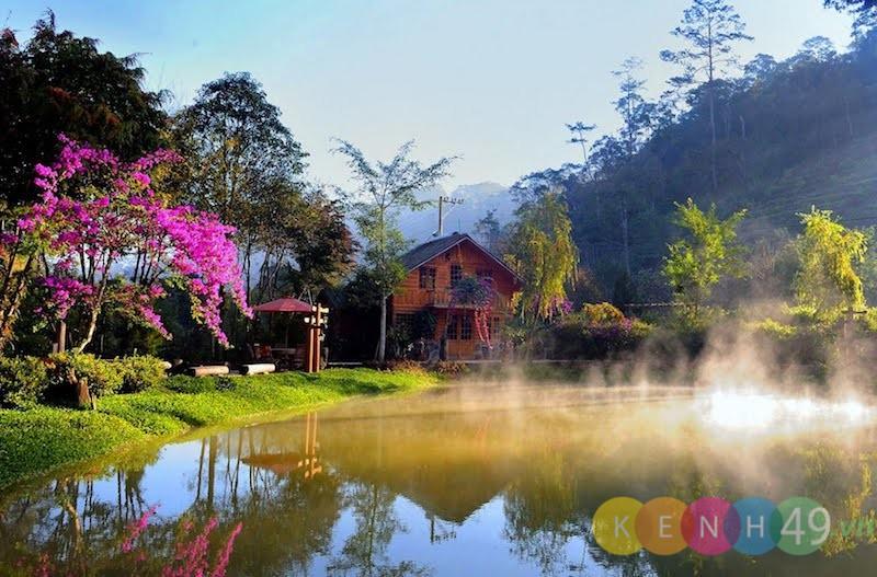 Địa điểm tham qua du lịch Ma Rừng Lữ Quán Đà Lạt