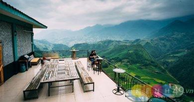 Cà phê view đẹp ở Sapa
