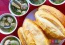 Ăn bánh mì xíu mại khi du lịch Đà Lạt