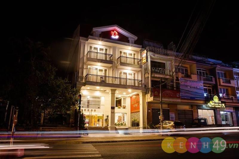 Khách sạn Đà lạt - Liên Hương Hotel