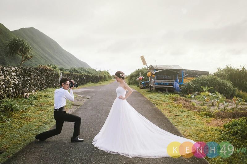 Studio chụp hình cưới đẹp Đà Lạt