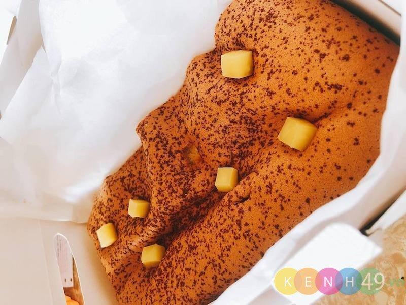 Bánh bông lan Đài Loan tại Đà Lạt