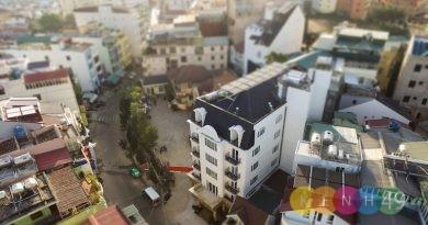 Khách sạn 3 sao gần trung tâm Đà Lạt