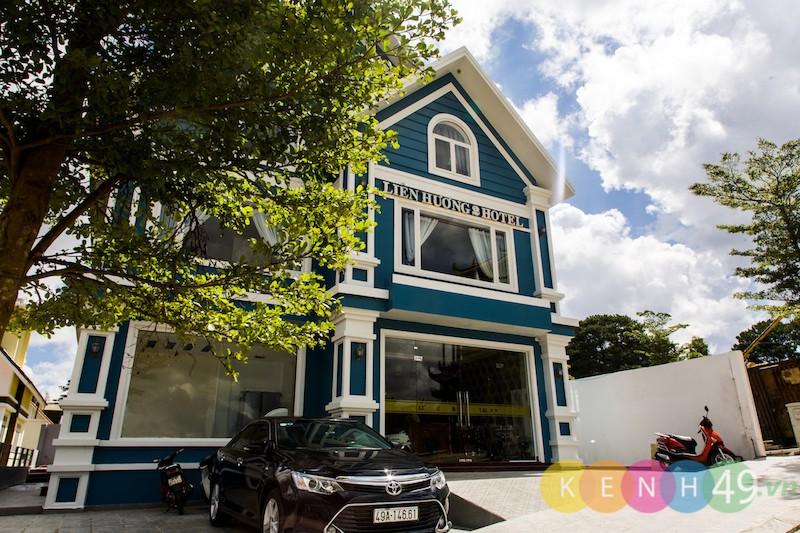 Khách sạn Liên Hương 2