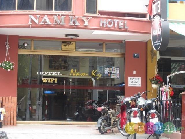 Khách sạn Nam Kì