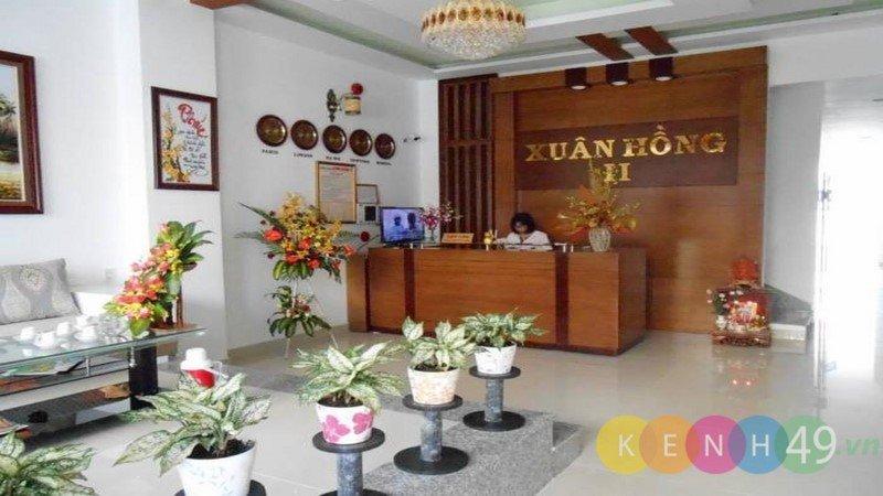 Khách sạn Xuân Hồng Đà Lạt