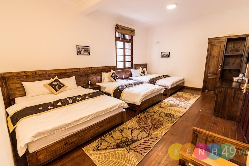 Phòng Family Dragon Dalat Hotel