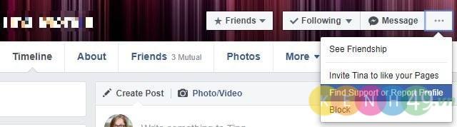 Lấy lại facebook bị hack