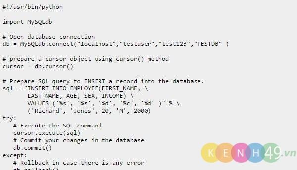 Trở thành hacker với Python