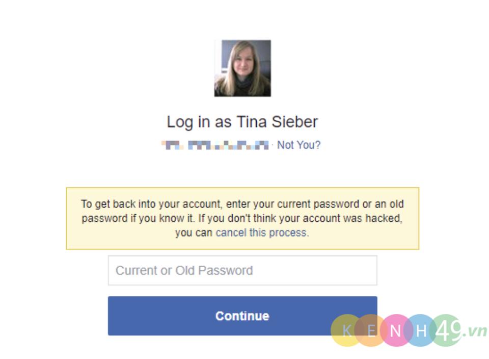 Khôi phục tài khoản facebook bị hack